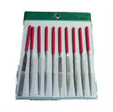 10 piece diamond coated file set / Abtec4Abrasives